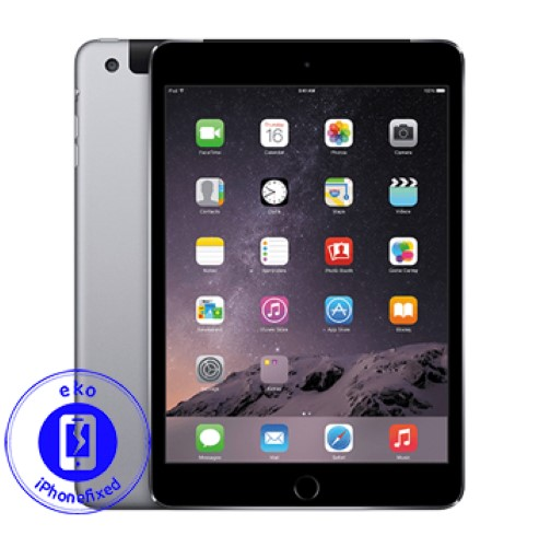 iPad mini 3 scherm reparatie-scherm glas vervangen