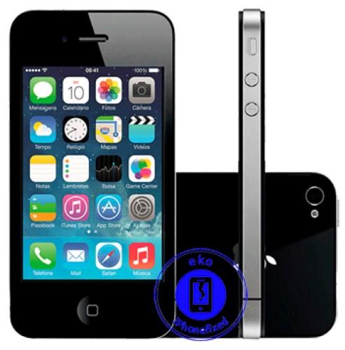 iPhone 4 scherm reparatie - scherm glas vervangen