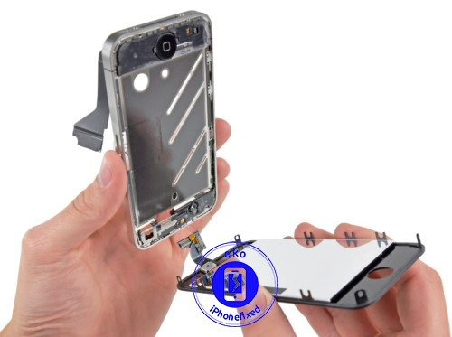 Apple scherm vervangen iphone