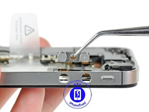 iphone-4s-volume-knop-vervangen