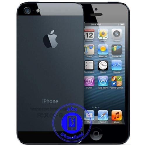 iPhone 5 scherm reparatie - scherm glas vervangen
