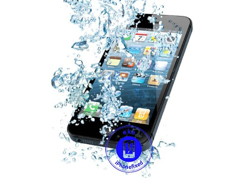 iphone-5-waterschade-behandeling