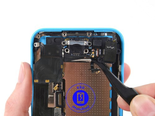 iphone-5c-laadconnector-vervangen