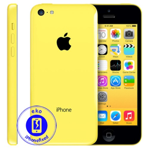 iPhone 5c scherm reparatie - scherm glas vervangen