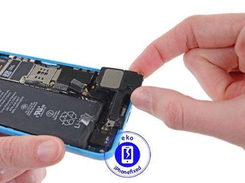 iphone-5c-speaker-muziek-vervangen