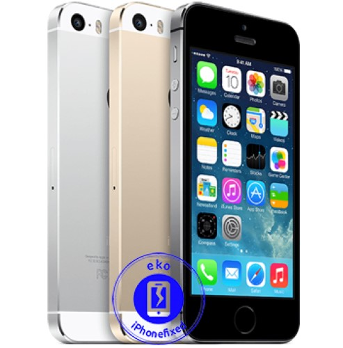 iPhone 5s scherm reparatie - scherm glas vervangen