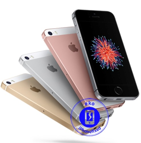 iPhone se scherm reparatie - scherm glas vervangen