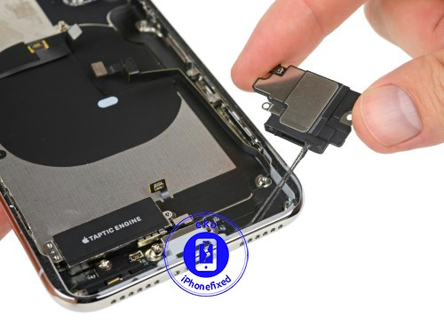 iphone-x-speaker-muziek-vervangen