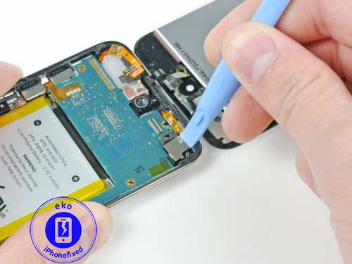 ipod-touch-4-achter-camera-vervangen