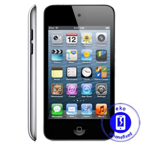 iPod touch 4 scherm reparatie - scherm glas vervangen