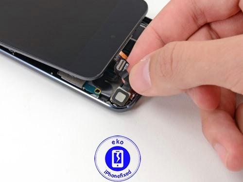 ipod-touch-5-achter-camera-vervangen