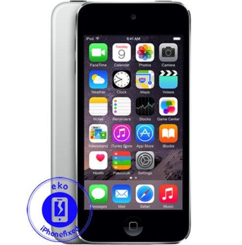 iPod touch 5 scherm reparatie - scherm glas vervangen