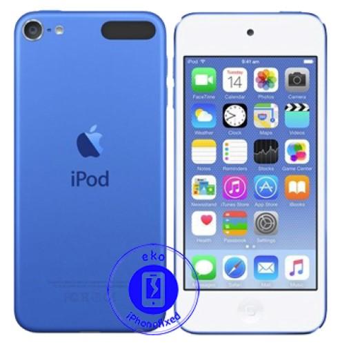 iPod touch 6 scherm reparatie - scherm glas vervangen