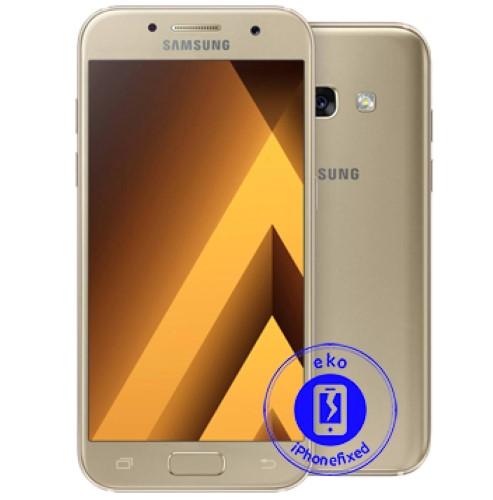 Samsung Galaxy A3 2017 scherm reparatie • Scherm glas vervangen