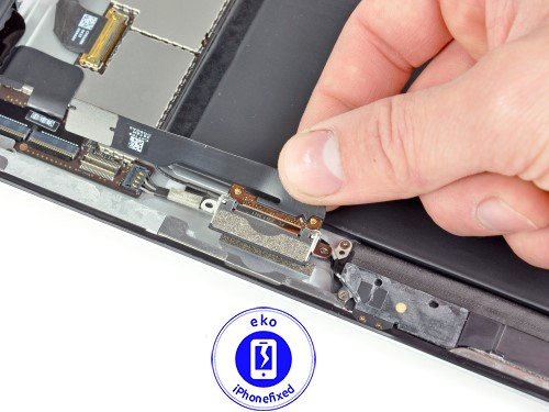 ipad-2-laadconnector-vervangen