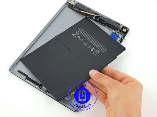 ipad-air-2-accu-batterij-vervangen