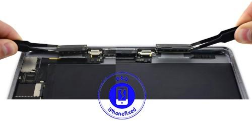 ipad-air-2-speaker-muziek-links-en-rechts-vervangen