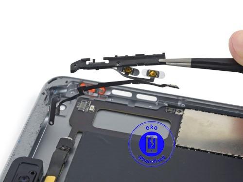 ipad-mini-2-volumeknop-vervangen