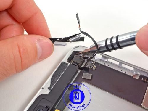 ipad-mini-volumeknop-vervangen