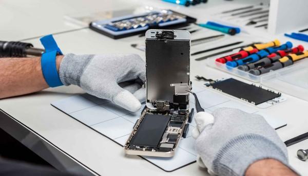 reparatie iPhone Koksijde herstellen