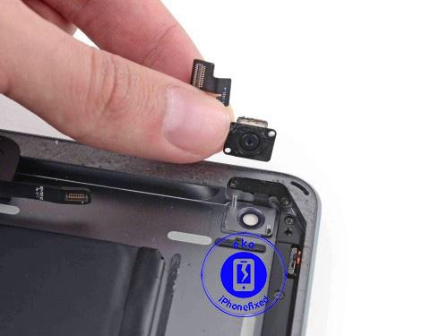 ipad-2018-achter-camera-vervangen