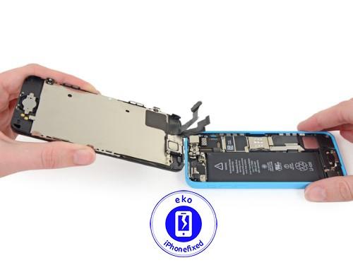 iPhone 5c scherm vervangen-1