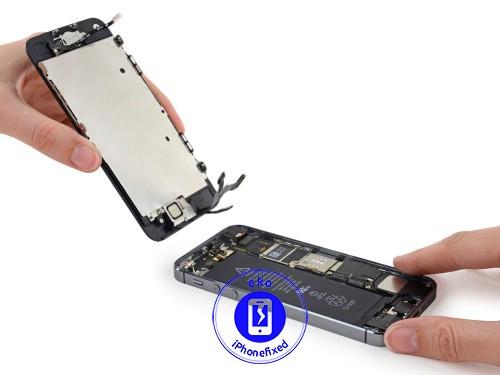 iPhone 5s scherm vervangen-1