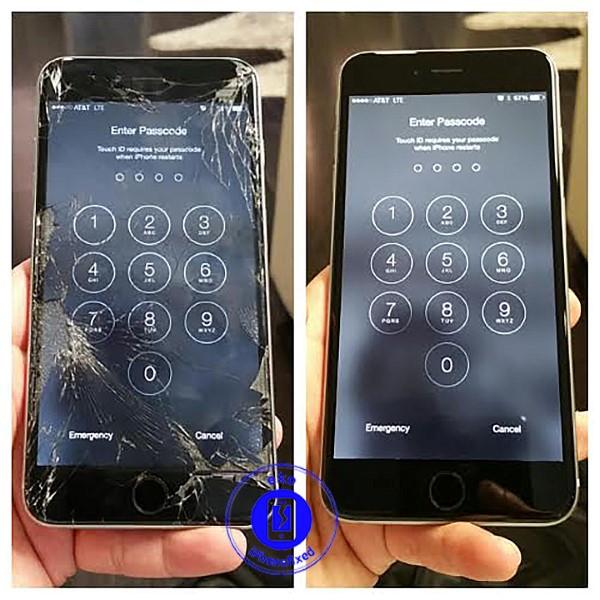 apple iphone 6 batterij laten vervangen