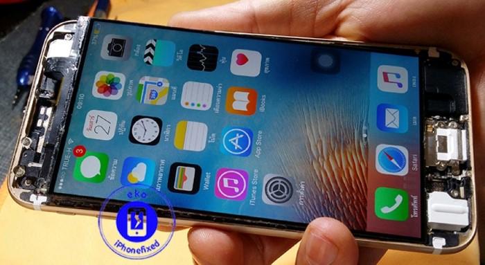 iPhone 6 scherm reparatie glas herstellen