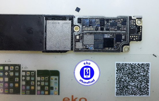 iPhone 7 plus u2 ic chip reparatie-8