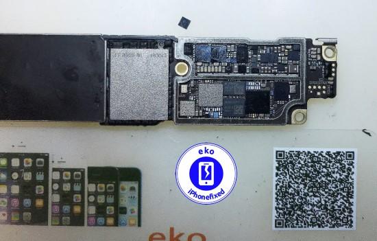iPhone 7 u2 ic chip reparatie-8