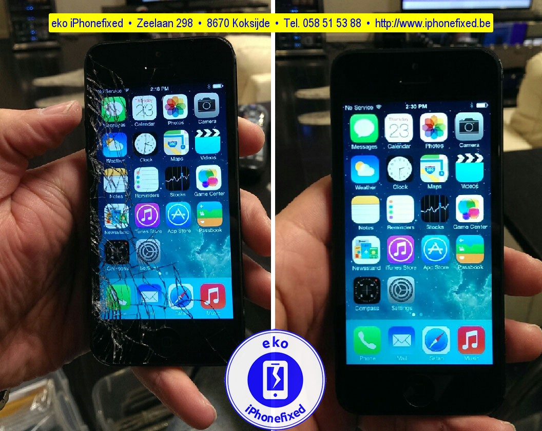 apple-iphone-5-scherm-reparatie-glas-vervangen