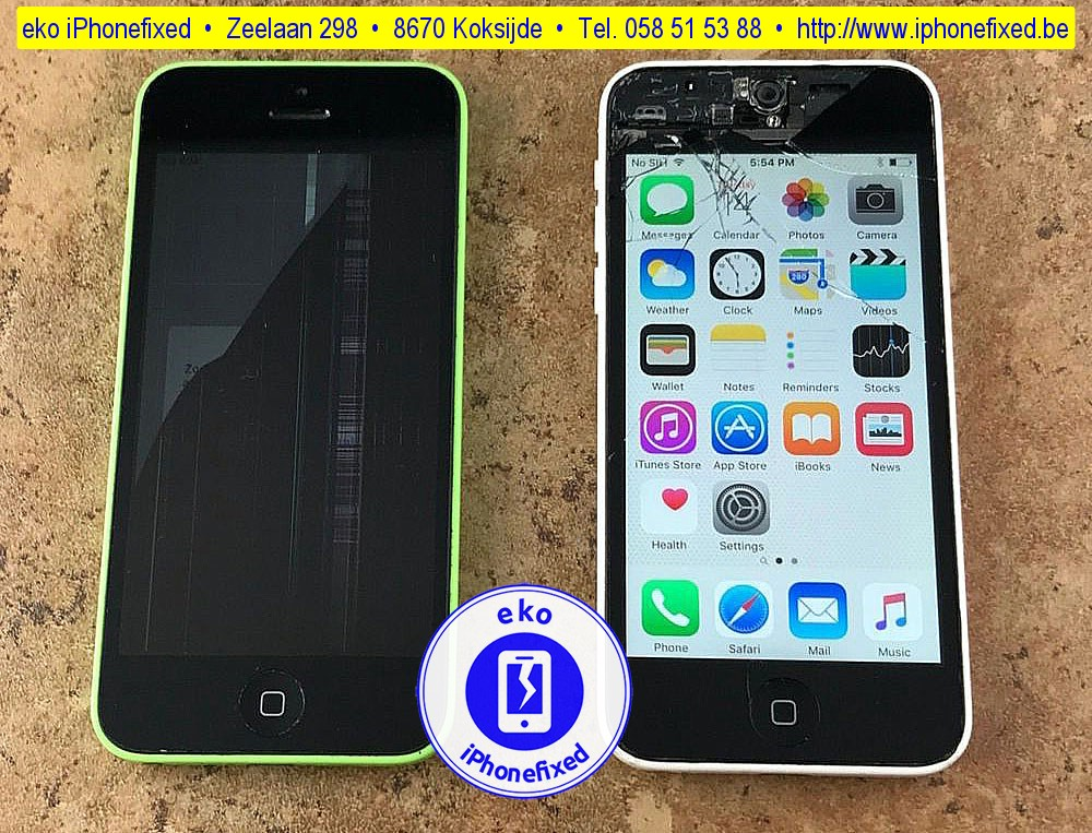 apple-iphone-5c-scherm-reparatie-glas-vervangen