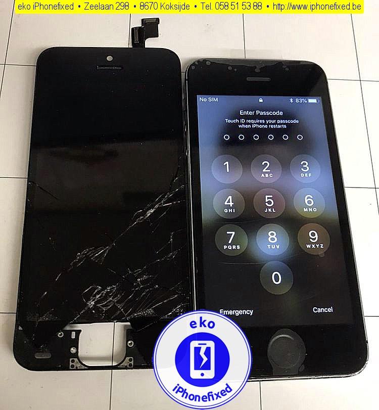 apple-iphone-5s-scherm-reparatie-glas-vervangen