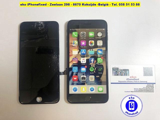 apple-iphone-8-plus-scherm-reparatie-glas-vervangen