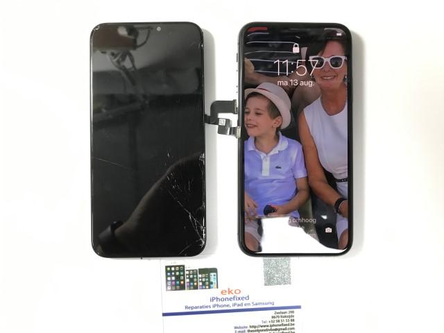 apple-iphone-x-scherm-reparatie-glas-vervangen