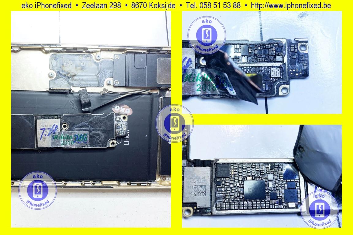 apple-iphone-7-7-plus-waterschade-reparatie-koksijde