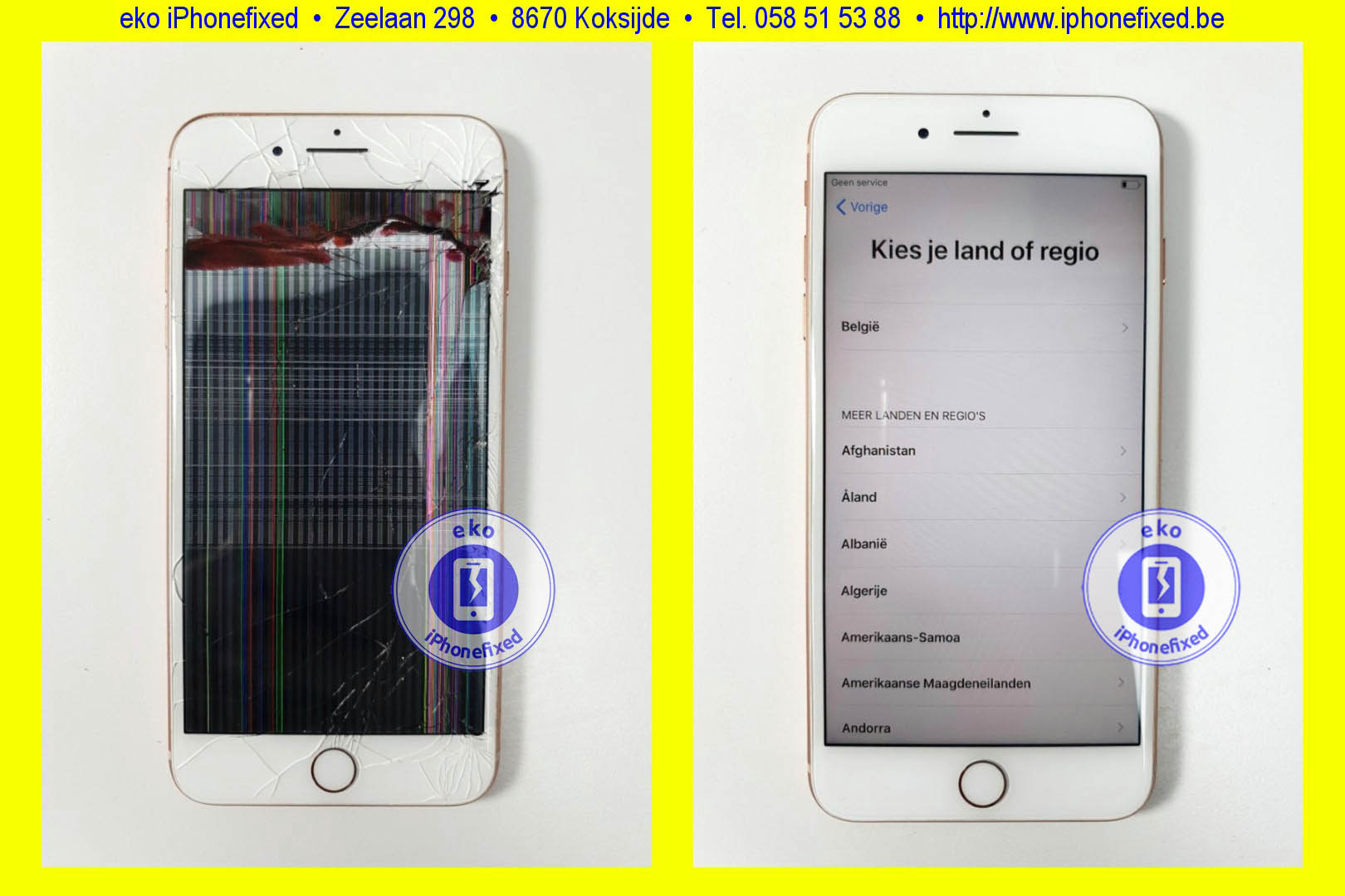 apple-iphone-7-glas-scherm-reparatie-koksijde