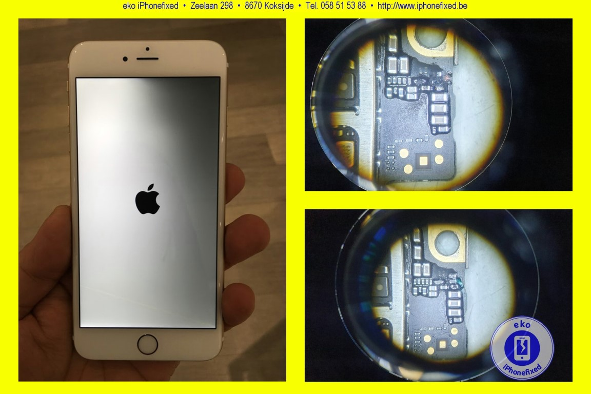 apple-iphone-7-plus-backlight-reparatie-koksijde