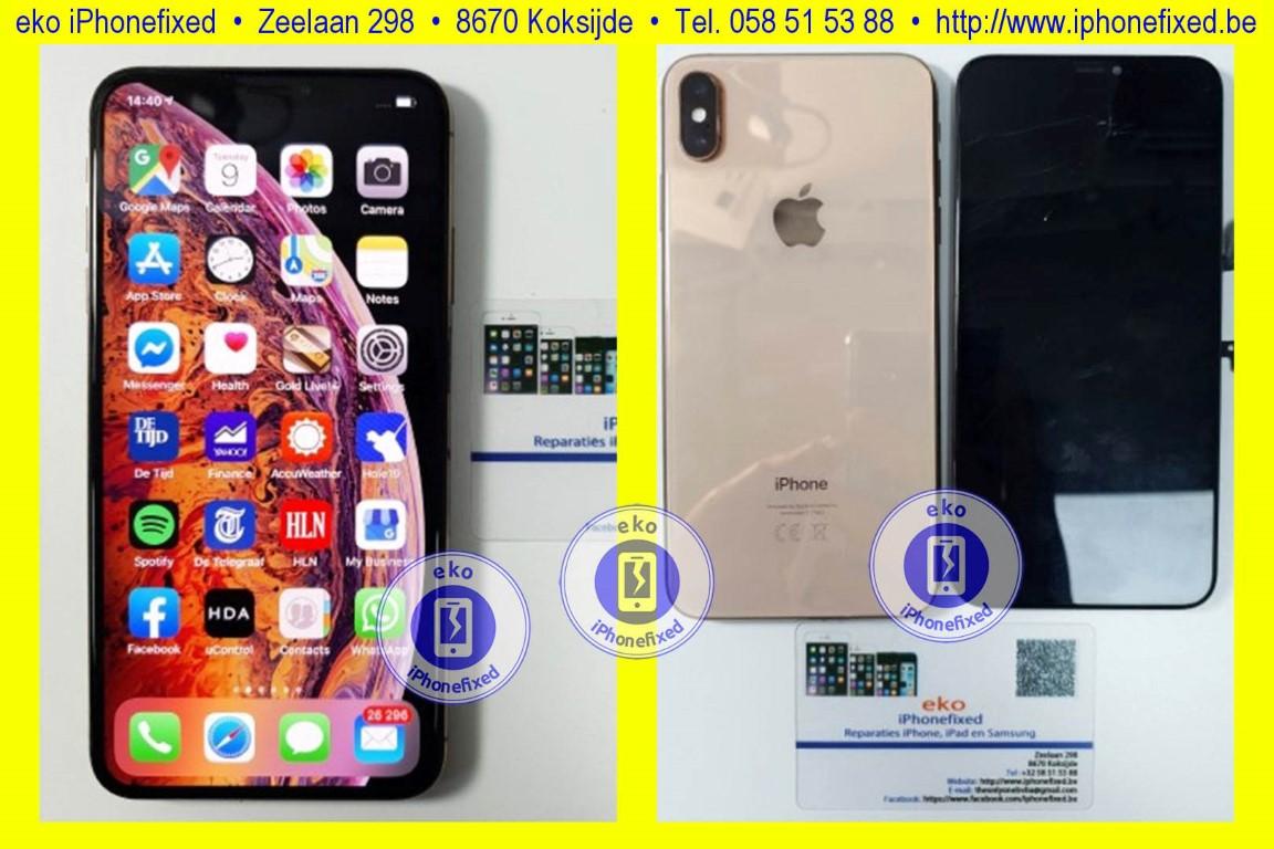 apple-iphone-xs-max-scherm-reparatie-glas-vervangen-koksijde-1
