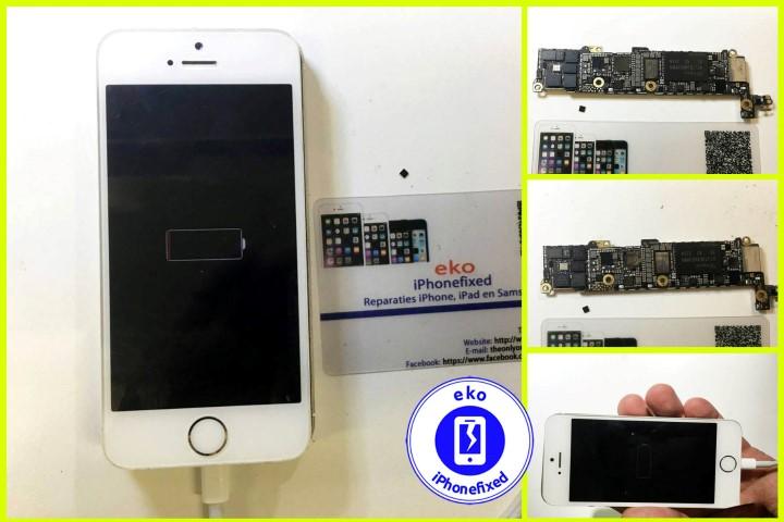 iPhone-5s-oplaad-probleem-reparatie-u2-vervangen-binnen-1-werkdag