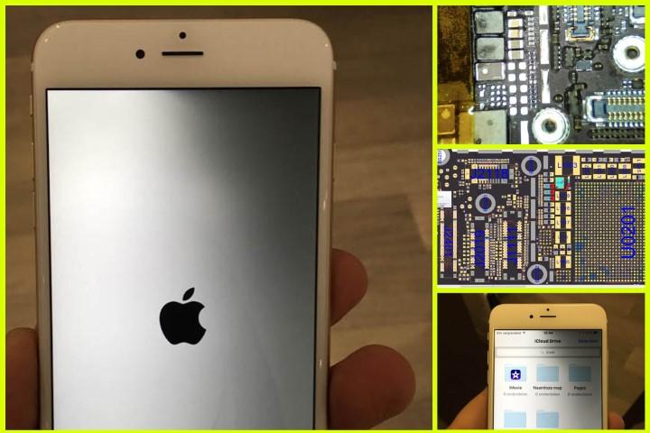 iPhone-6-backlight-verlichting-reparatie-binnen-1werkdag