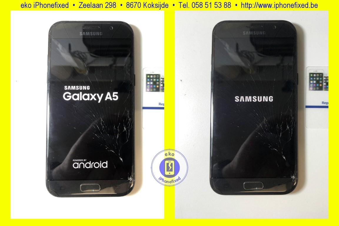 samsung-galaxy-a5-2017-a520f-scherm-reparatie-glas-vervangen