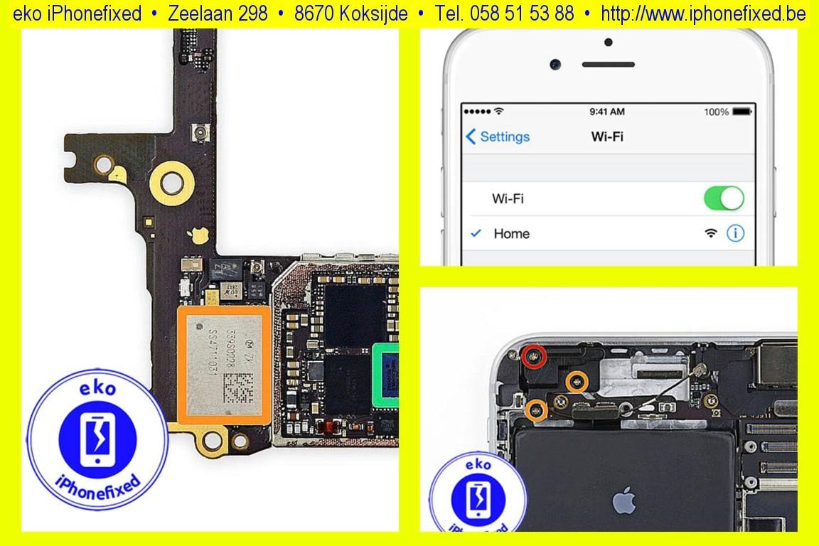 apple iphone 6 plus wifi antenne reparatie eko iphonefixed-5