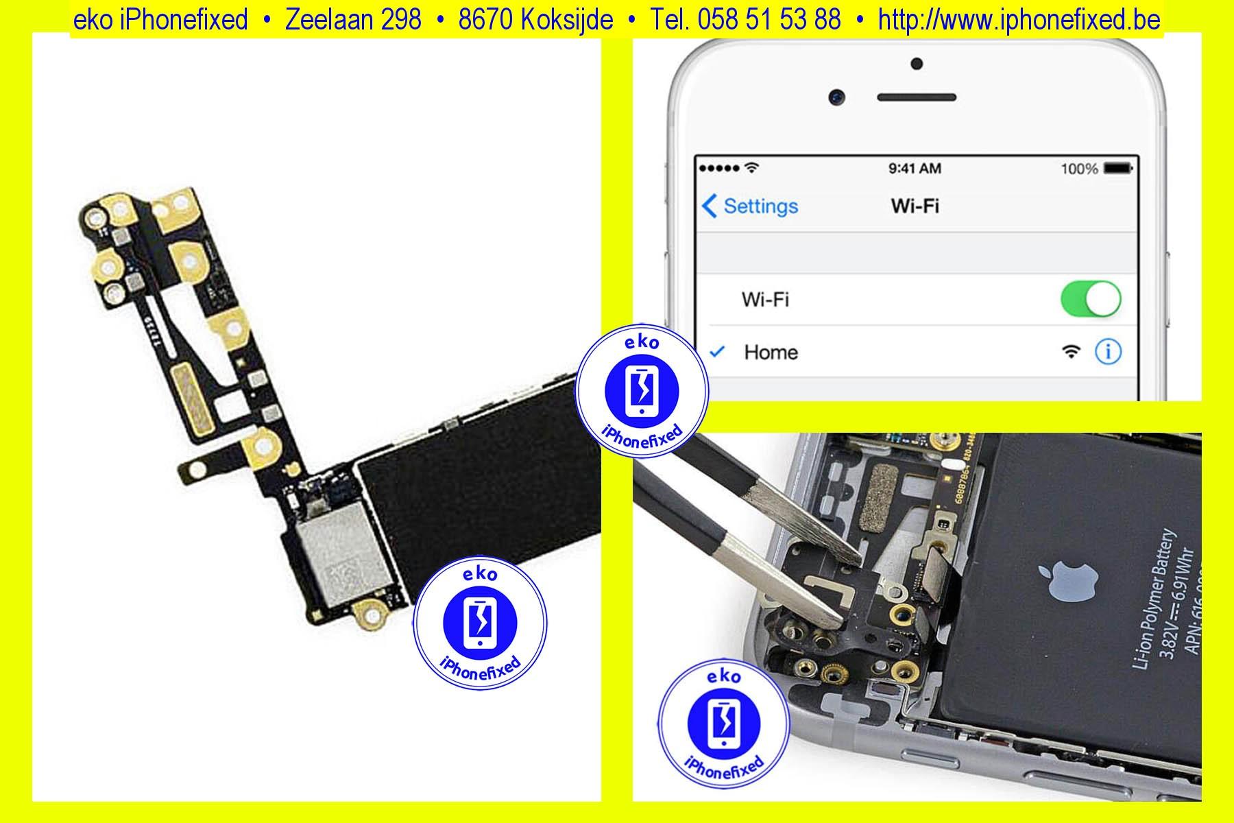 apple iphone 6 wifi antenne reparatie eko iphonefixed-4
