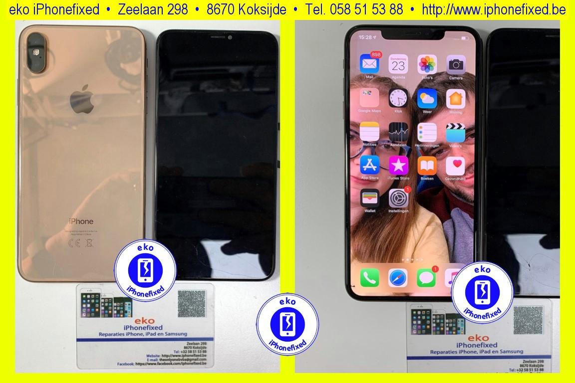 apple-iphone-xs-max-scherm-reparatie-glas-vervangen-koksijde-bad-23