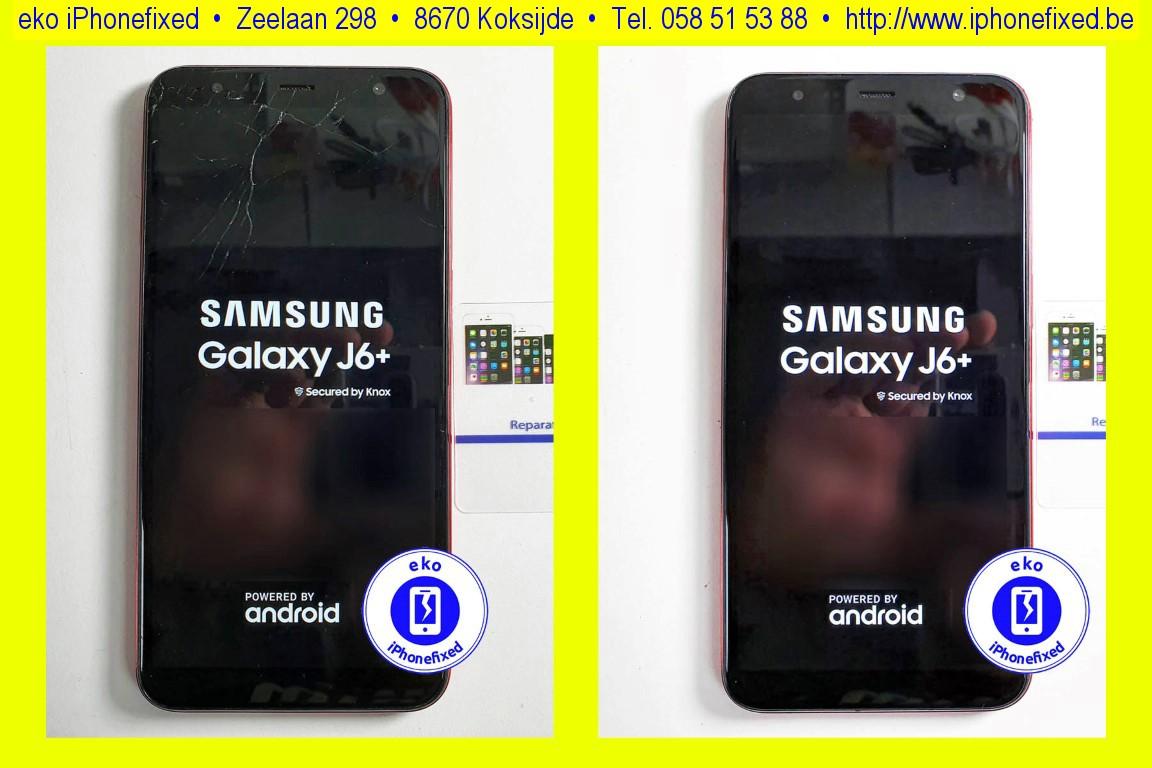 samsung-galaxy-j6-plus-scherm-glas-vervangen-zonder-afspraak-2