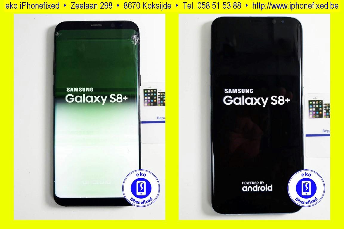 samsung-galaxy-s8-plus-scherm-glas-vervangen-zonder-afspraak