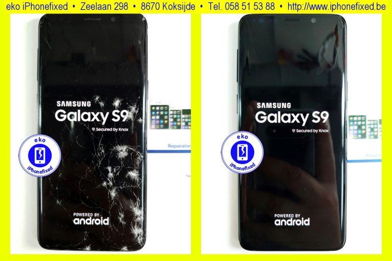 samsung-galaxy-s9-g960f-scherm-reparatie-glas-vervangen-koksijde-bad-1