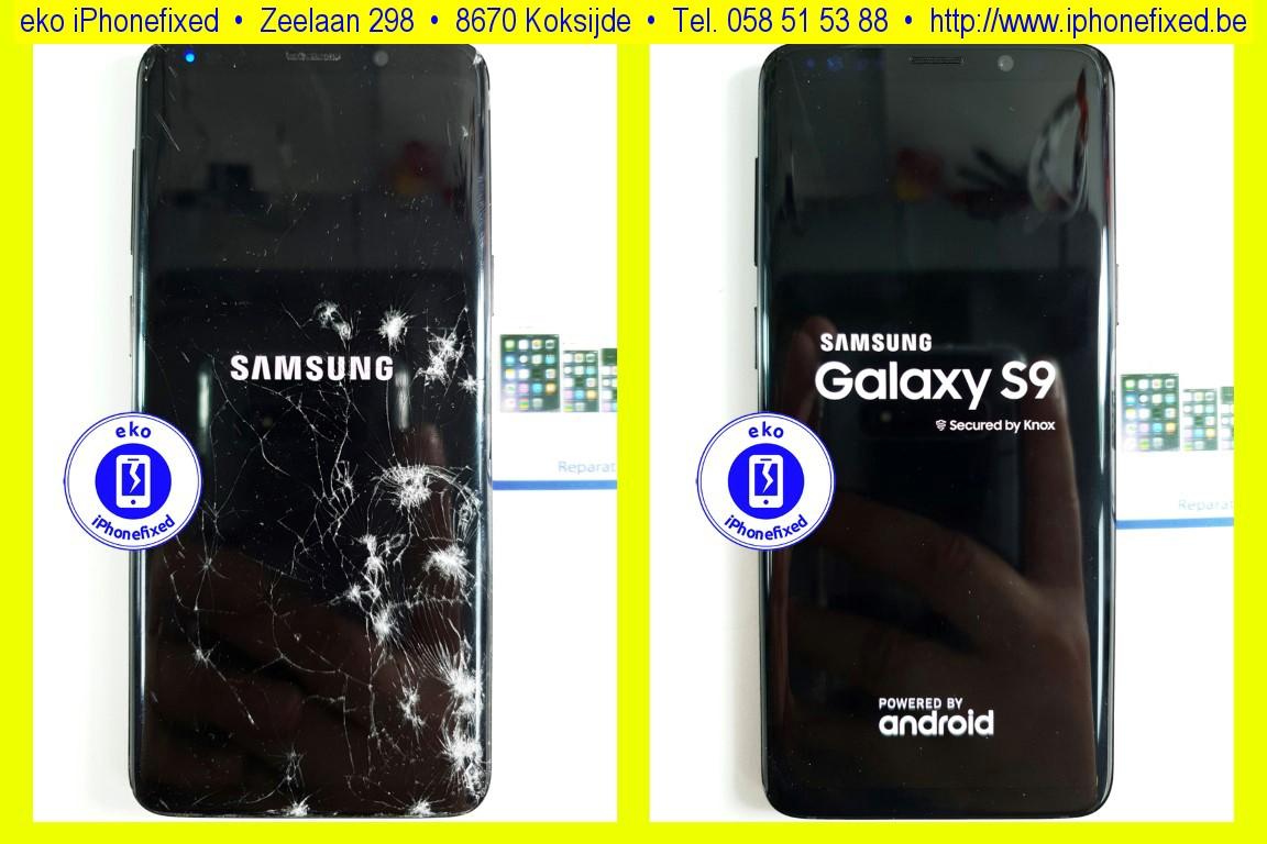 samsung-galaxy-s9-g960f-scherm-reparatie-glas-vervangen-koksijde-bad-3